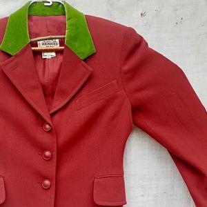 Vintage RARE HTF Hermès Equestrian Riding Jacket